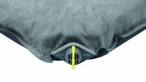 Ny ventil på Outwells självuppblåsande liggunderlag